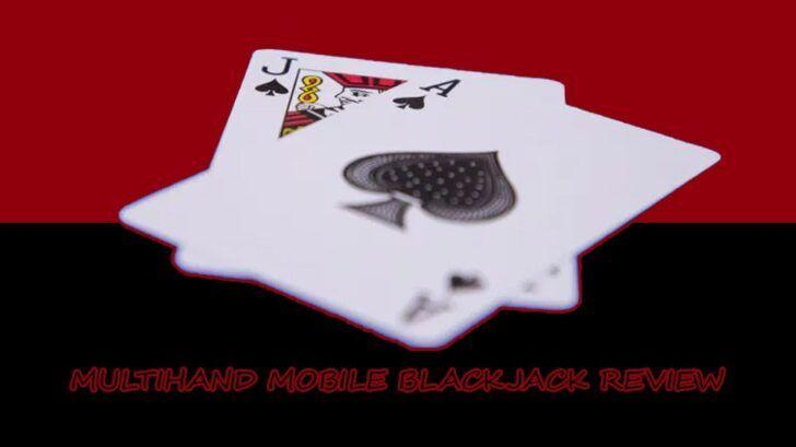 Multihand Mobile Blackjack review