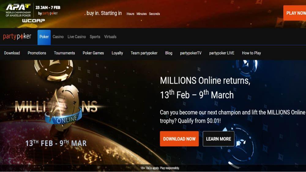 paPartyPoker Review, online blackjack casino ratingsrtypoker-review