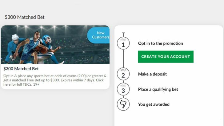 BetVictor sports betting free bets