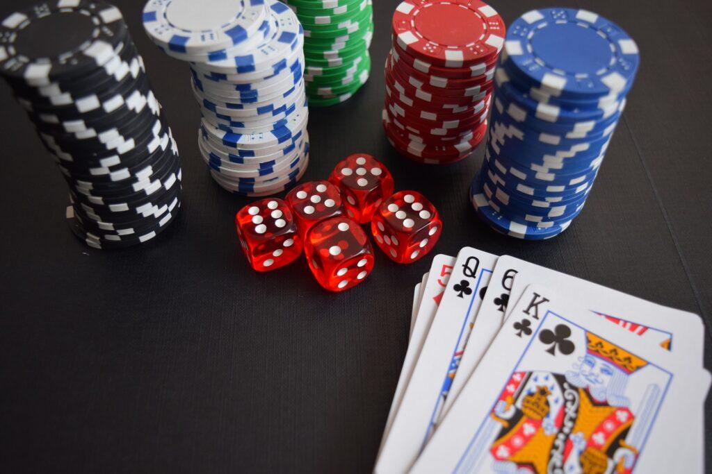 Card Holing in Blackjack