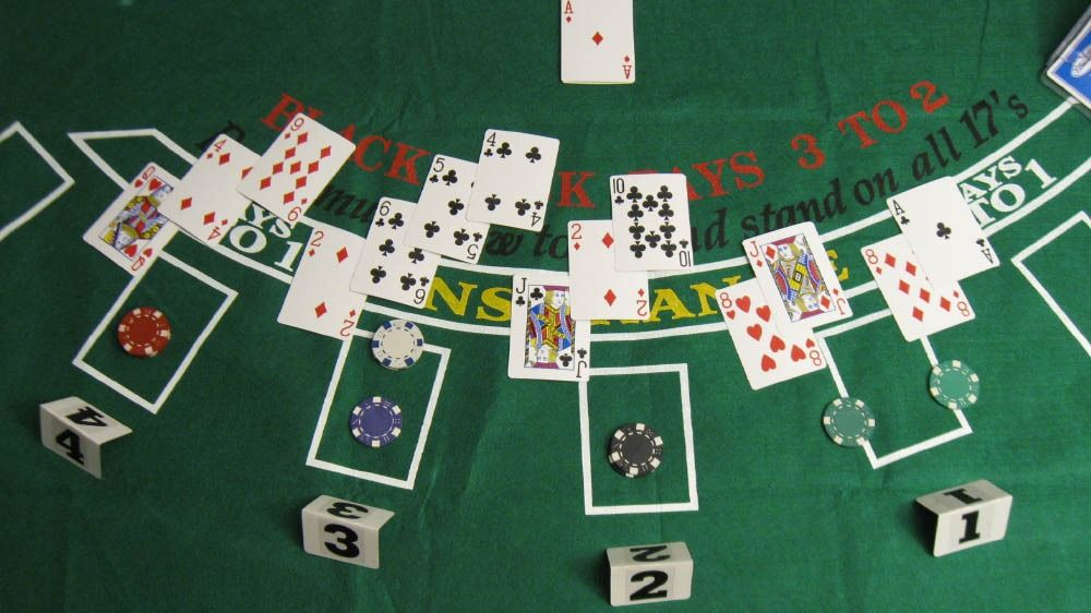 best blackjack tournaments today