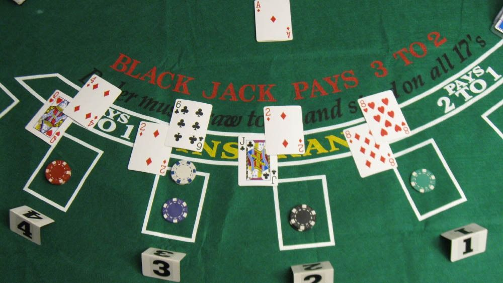 All you need to know about blackjack