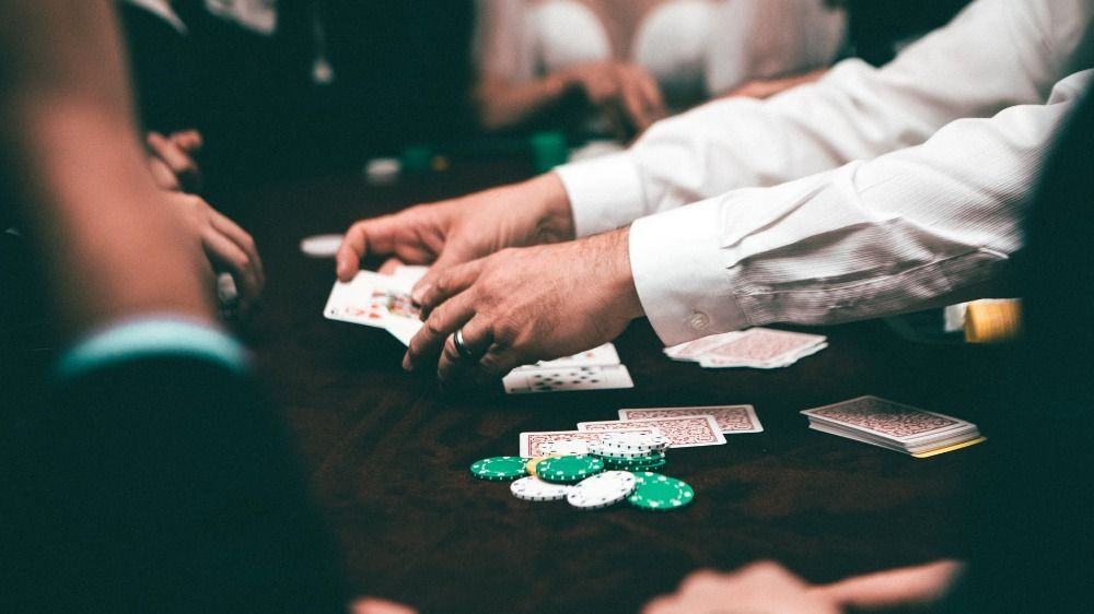 How card counting in blackjack works, four steps in card counting