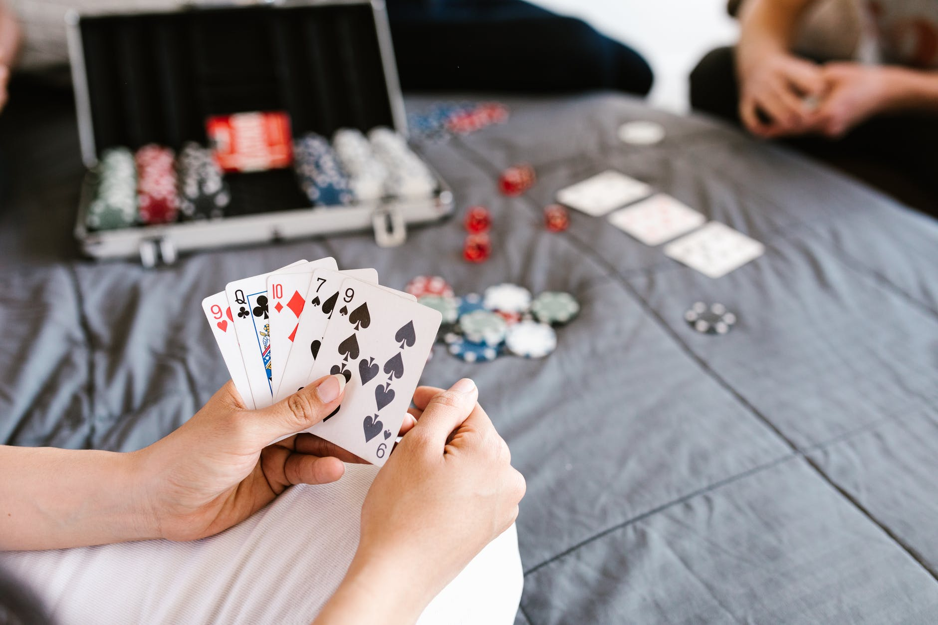 how card counting in blackjack works