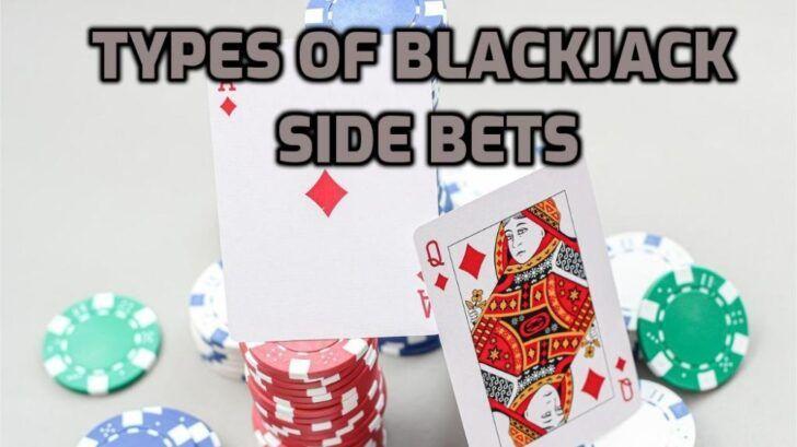 Types of blackjack side bets