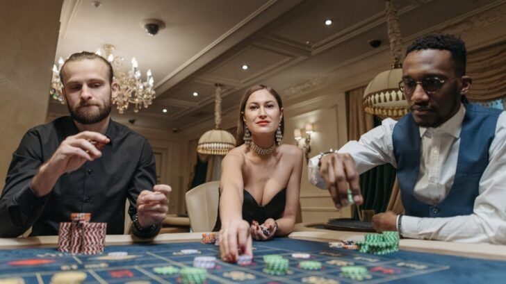 Overcome blackjack weaknesses