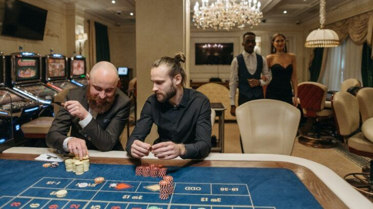the best blackjack players today
